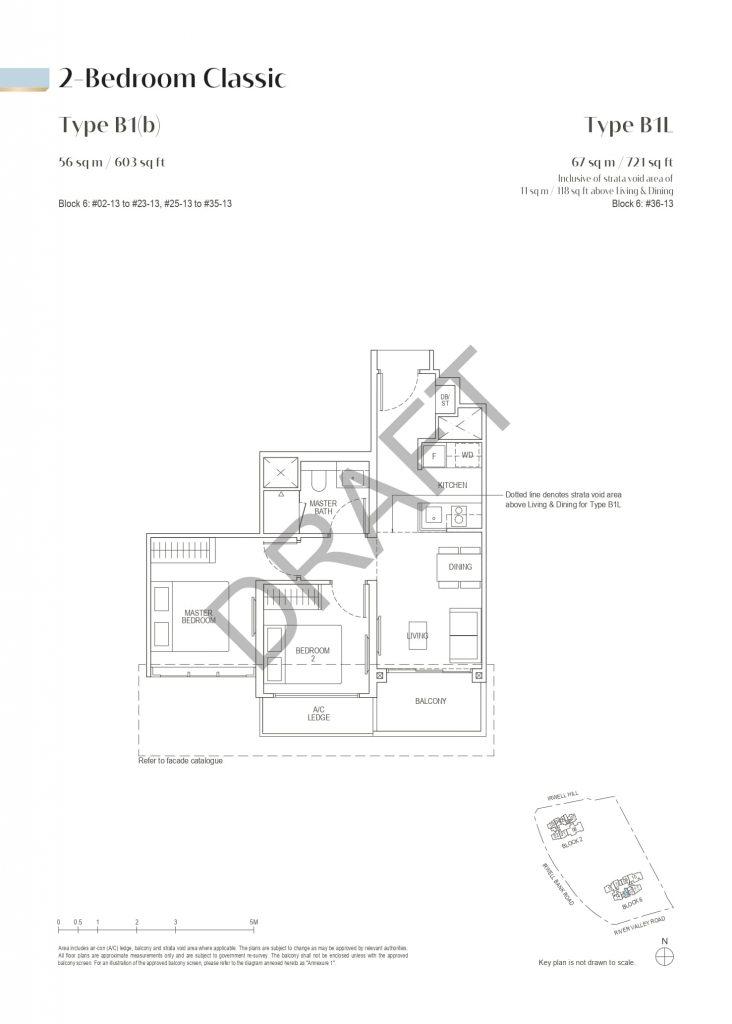 irwell-hill-residences-floor-plan-2-bedroom-classic-type-b1b