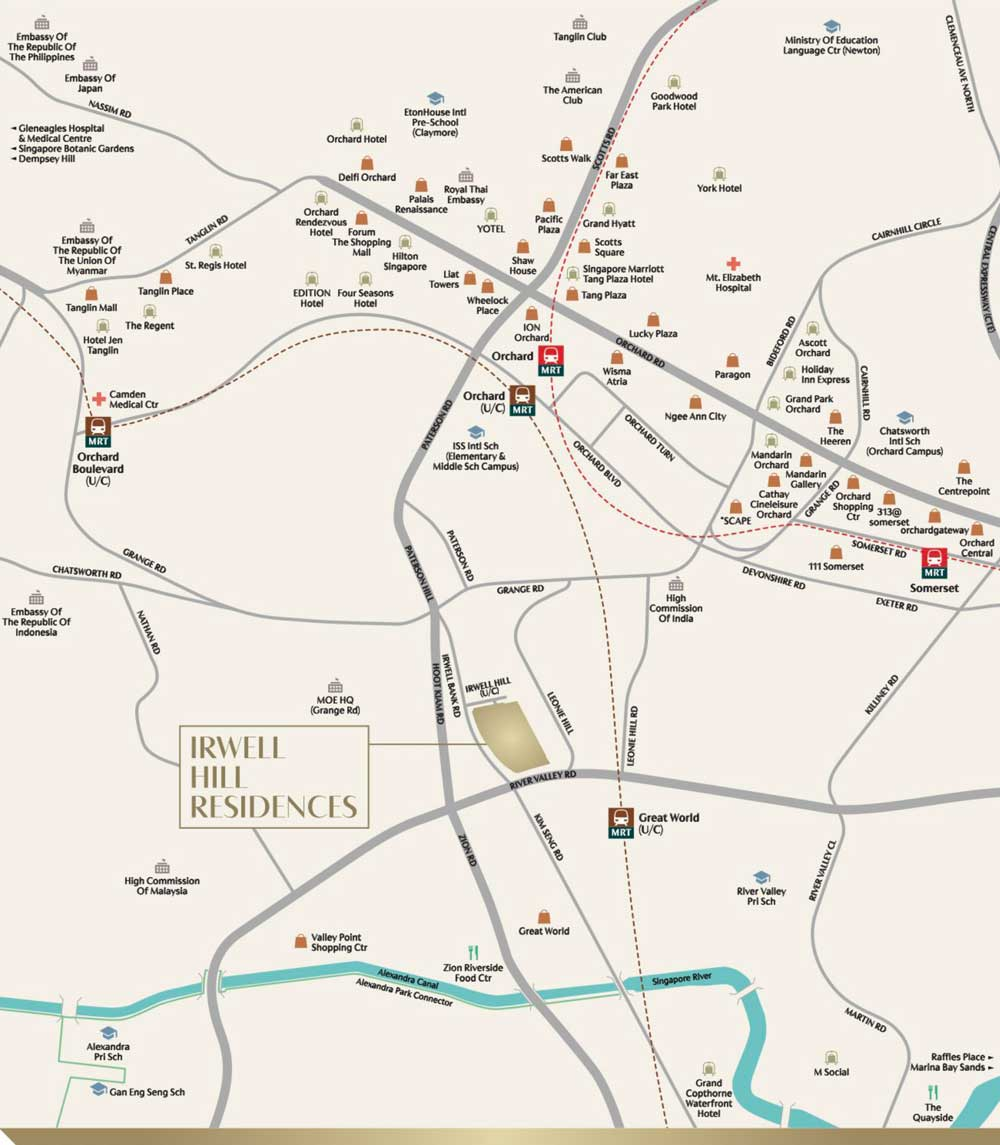 irwell-hill-residences-location-map-singapore-district-9-river-valley